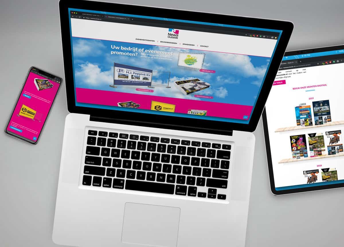 newsoutside-burobedenkt-wordpress-website