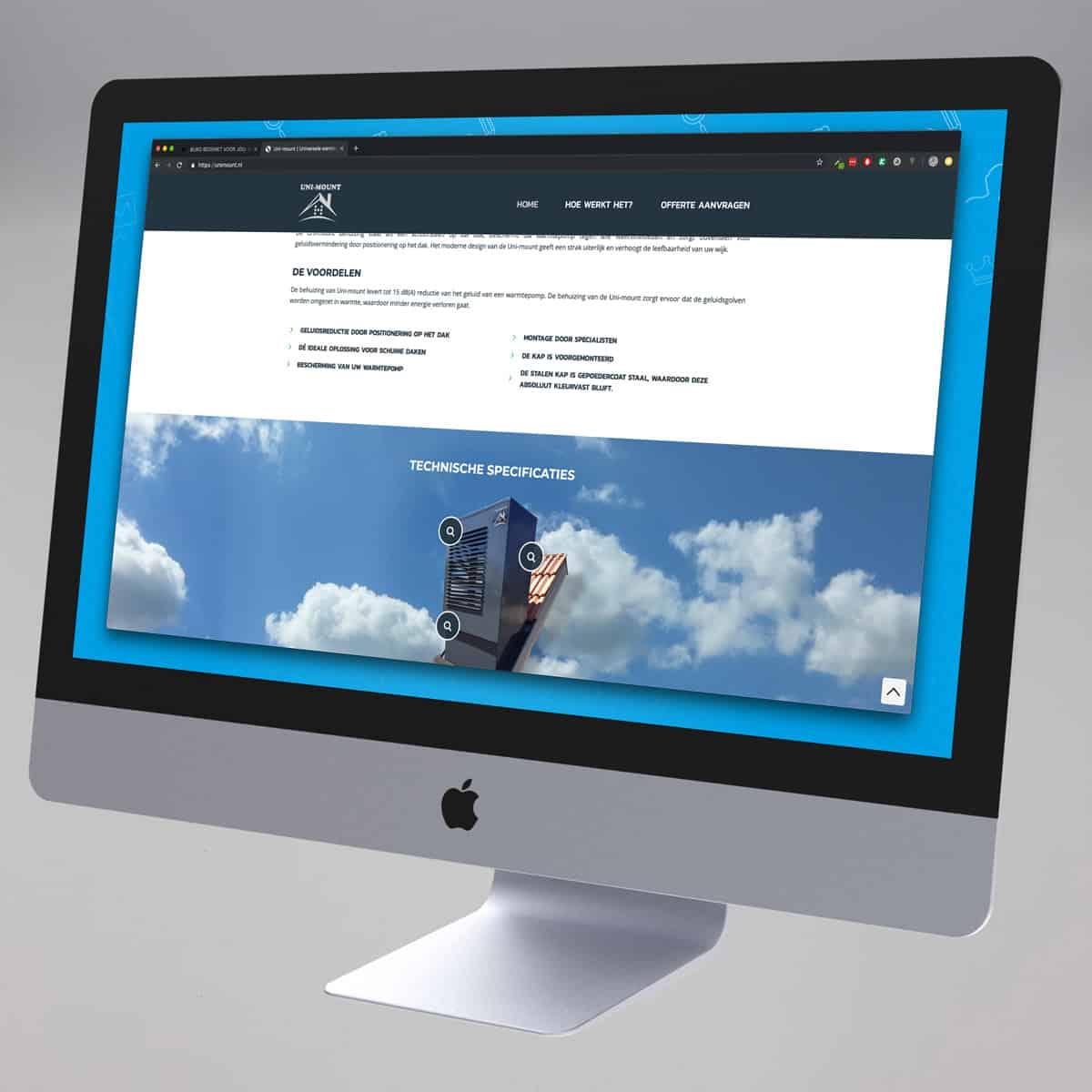 unimount-burobedenkt-website