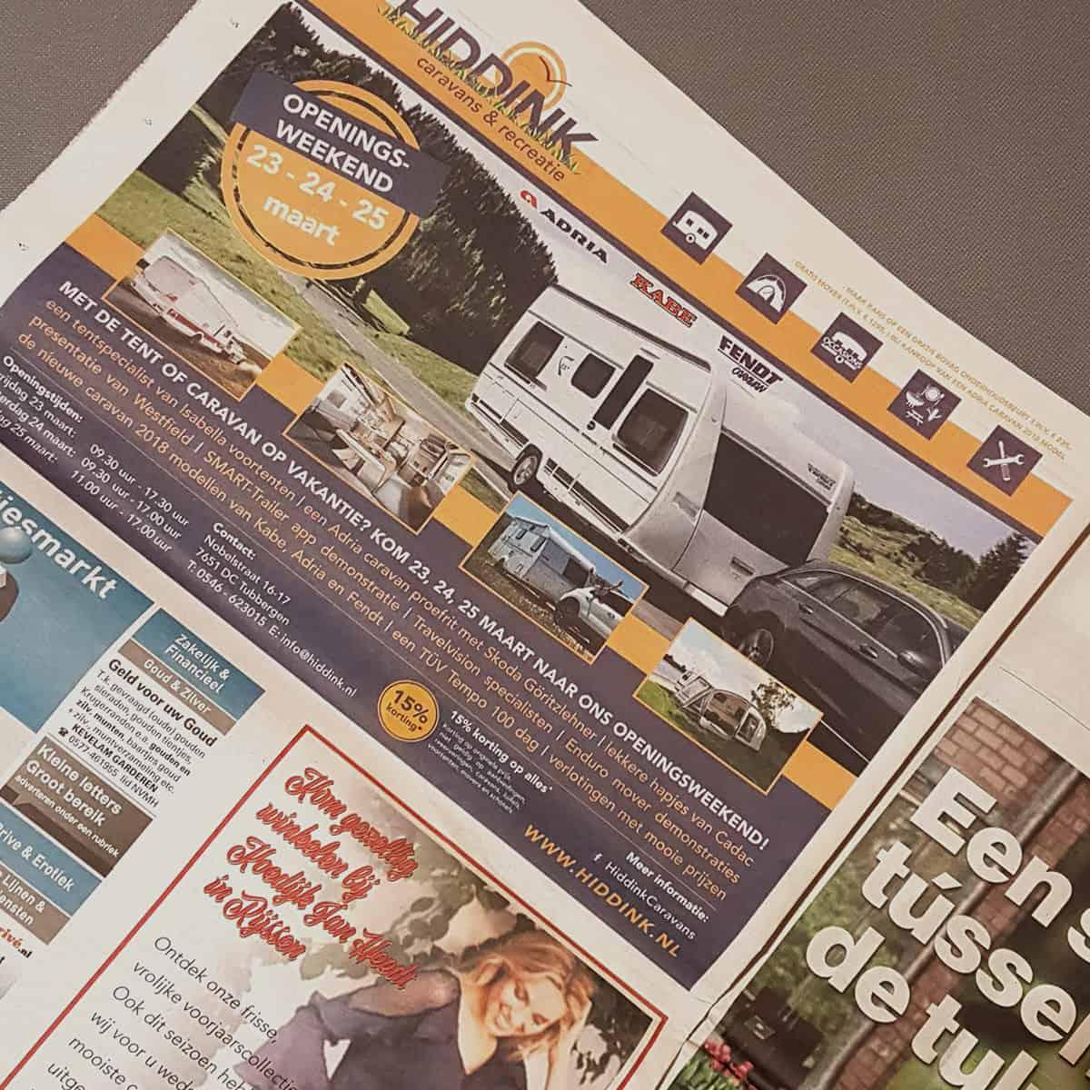 Hiddink-Caravans-huisstijl-advertentie-buro-bedenkt