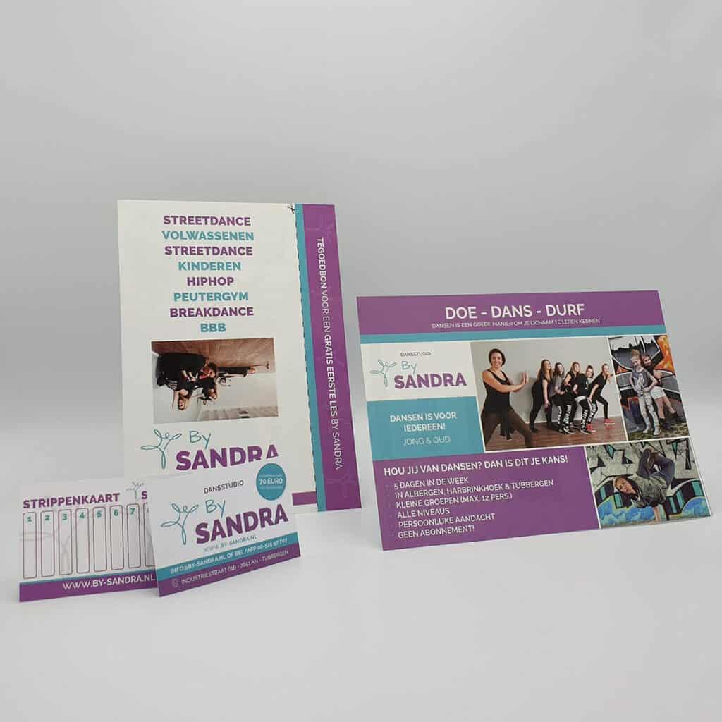Huisstijl-drukwerk-BySandra-burobedenkt