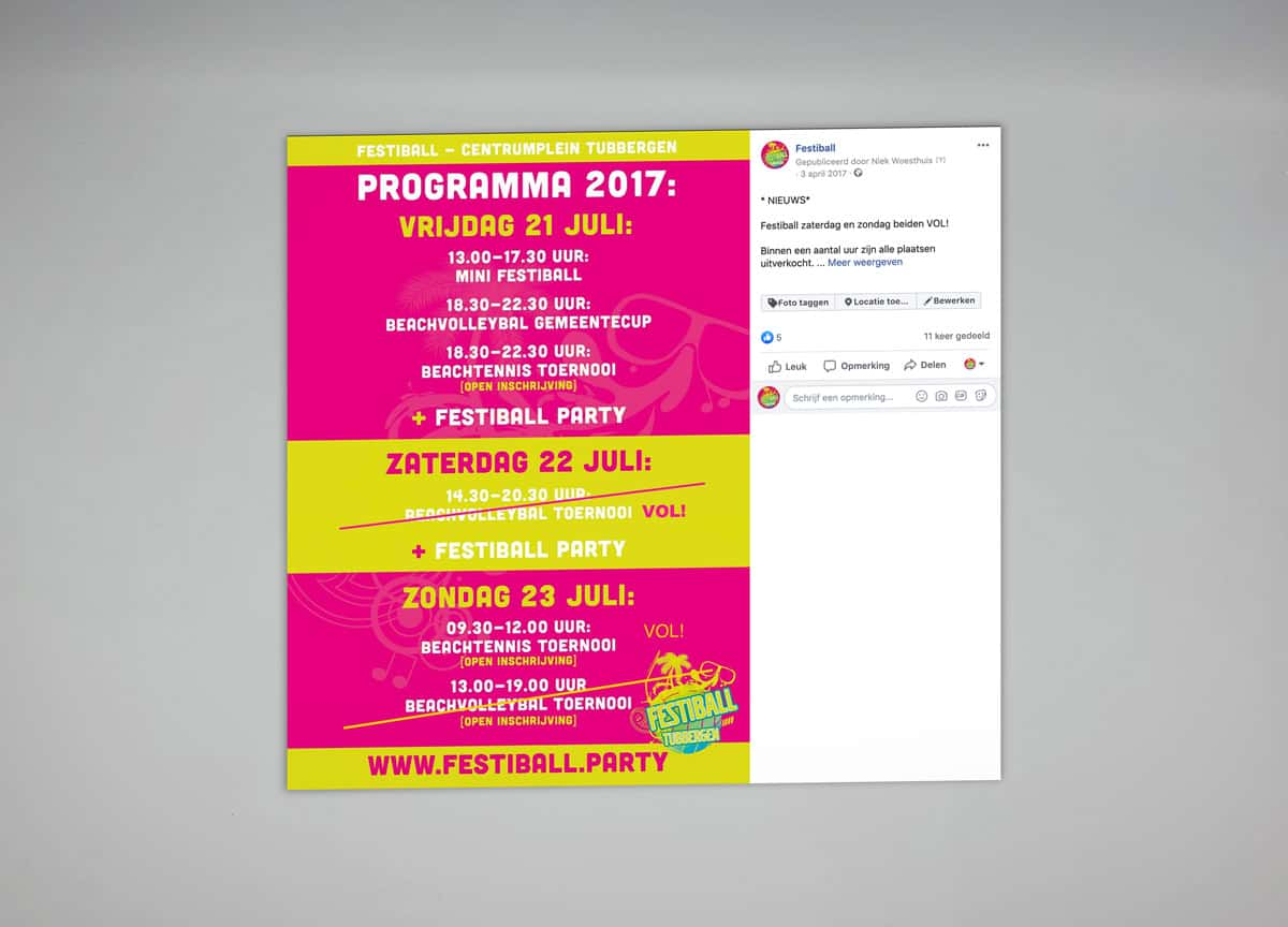 festiball-online-marketing-social-media-post-burobedenkt