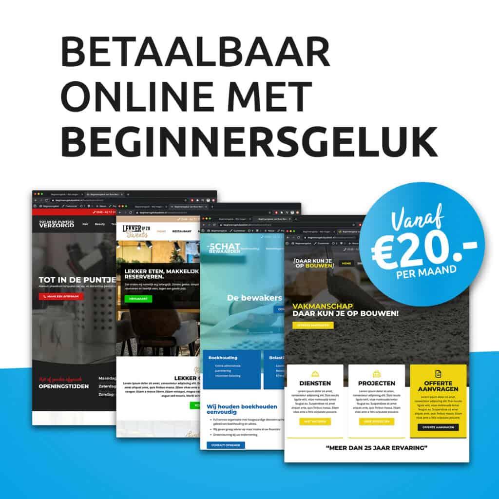 Blog_Betaalbaaronline-met-beginnersgeluk