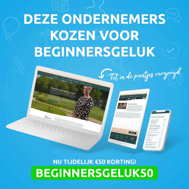 Facebook-posts-beginnersgeluk-50-euro-korting-klanten-1500px
